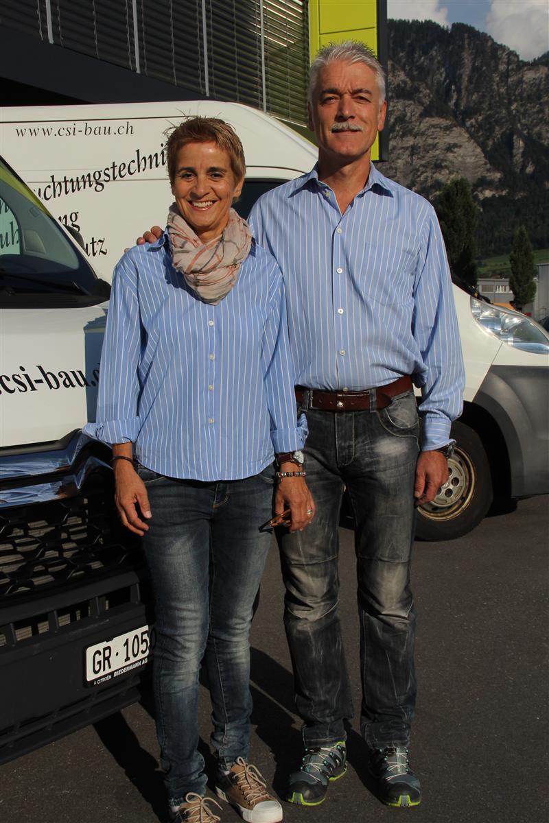 Claudio Spescha & Silvana Spescha-Zanoli
