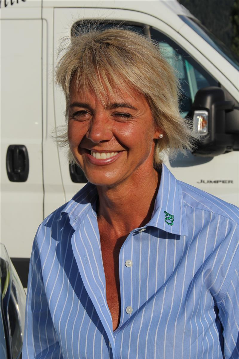 Manuela Zanoli seit 22.07.2010